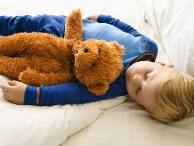 Post image for Consistent Bedtime May Give Kids Developmental Boost