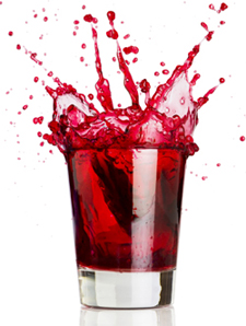 Post image for Cranberry juice fights infections at molecular level