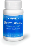 Body Guard provides maximum protection against oxidative stress and promotes cardiovascular health.